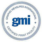 GMI Certified for exact color matching for brand consistency